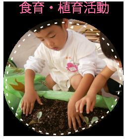 食育・植育活動
